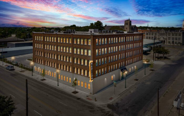 The Madison Apartments | Turner Behringer | Waco, TX
